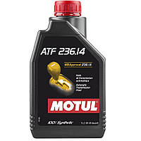 Масло трансмиссионное 100% синтетическое MOTUL ATF 236.14 1л. 105773/845911