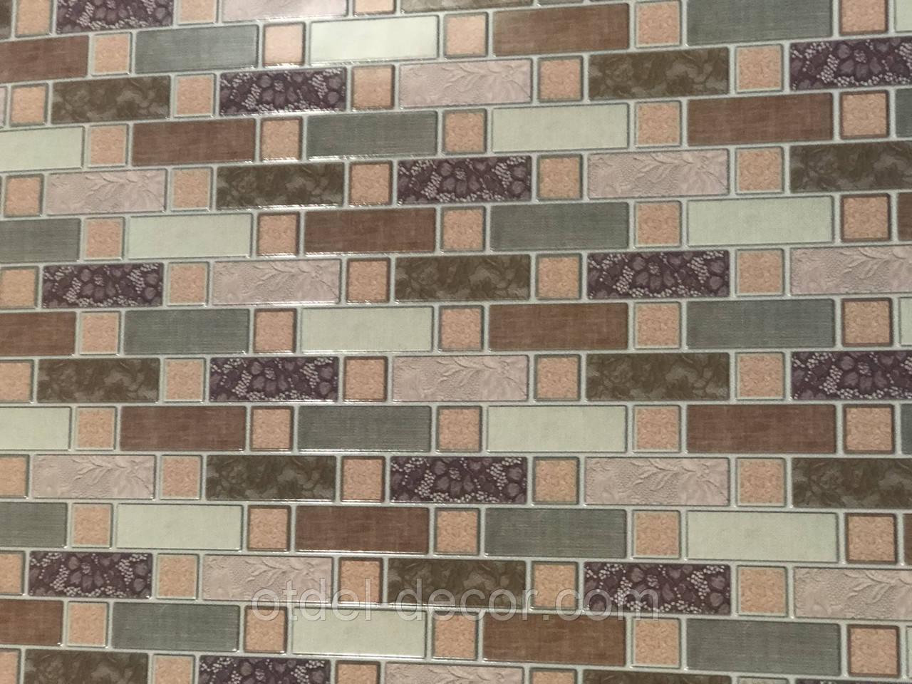 Панелі ПВХ Мозаїка«Льон» Регул