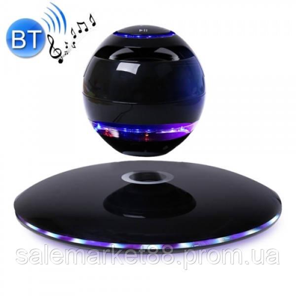 Левитирующая Bluetooth Колонка Levitating Speaker 360 + пульт + подсветка