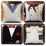 Подарок униформа сотруднику СБУ, полицейская, повару, парикмахеру, врачу, моряку, пожарнику, нацгвардии, фото 6