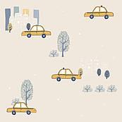 Cab Light Beige