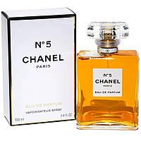 Chanel №5 Парфюмированная вода 100 ml (Духи Шанель 5) Номер Пять N5 No5 Парфюм Женские Женская Парфюмерия