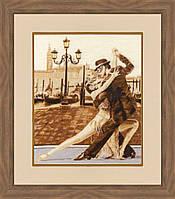 Набір для вишивки хрестом Золоте Руно ГТ-044 «Венеціанське танго»