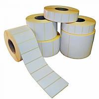 Этикетки для термотрансферной печати 75х50