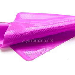 Силиконовый коврик для выпечки, антипригарный / Силіконовий килимок для випічки 37*27 (ярко сиреневый)