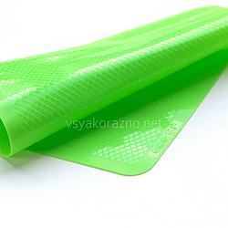 Силиконовый коврик для выпечки, антипригарный / Силіконовий килимок для випічки 37*27 (салатовый)