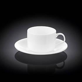 Чашка чайная 160 мл WILMAX с блюдцем 993006 WIL