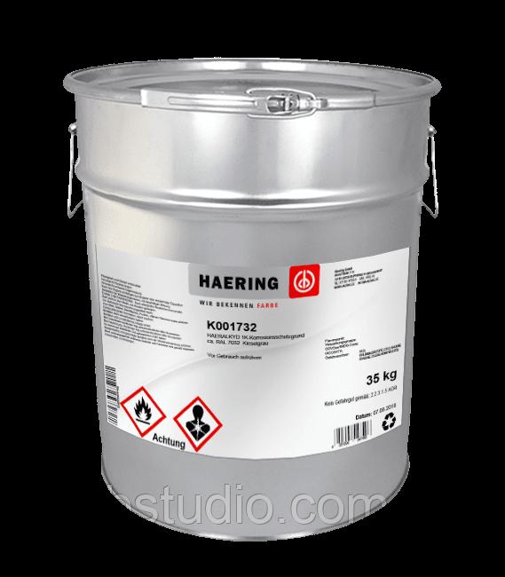 Эпоксидная краска для промышленных полов А3730 серая полуматовая