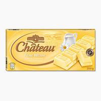 """Шоколад Chateau """"Feine Weisse"""" 200 гр"""