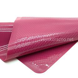 Силиконовый коврик для выпечки, антипригарный 37*27 (бордовый)