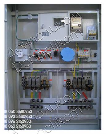 Шкафы, щиты управления освещением, фото 2