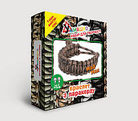 """Набор для творчества. Плетение с паракорда """"Браслет Mad Max"""" (ПАР-002) PAR-002"""
