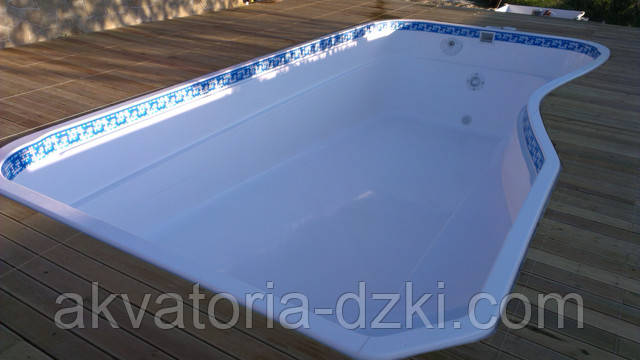Чаша бассейна Ялта