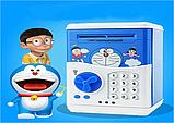 """Копилка электронная сейф """"CAT"""" - банкомат для денег, с пин-кодом, фото 2"""