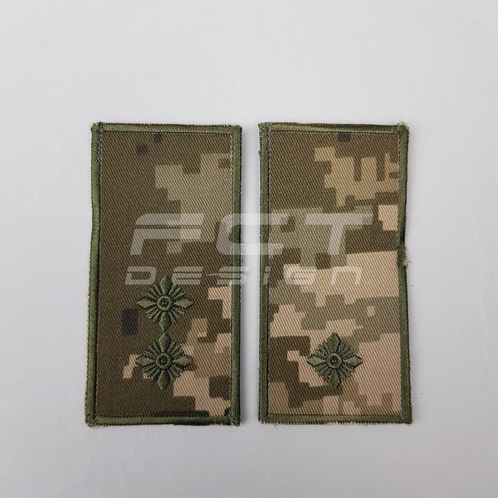 Погон ЗСУ Лейтенант и Хорунжий