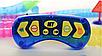 Dazzle Tracks 326 деталей, Гибкая игрушечная дорога, одна машинка с пультом дистанционного управления, фото 5