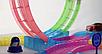 Dazzle Tracks 326 деталей, Гибкая игрушечная дорога, одна машинка с пультом дистанционного управления, фото 6