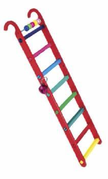 Лесенка с игрушкой для птиц Природа набор 5 шт.