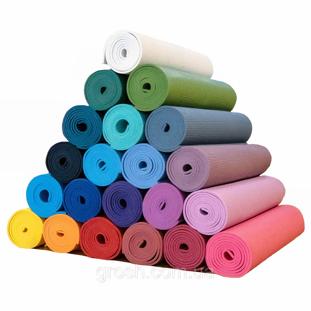 Коврик для йоги и фитнеса Yoga Mat