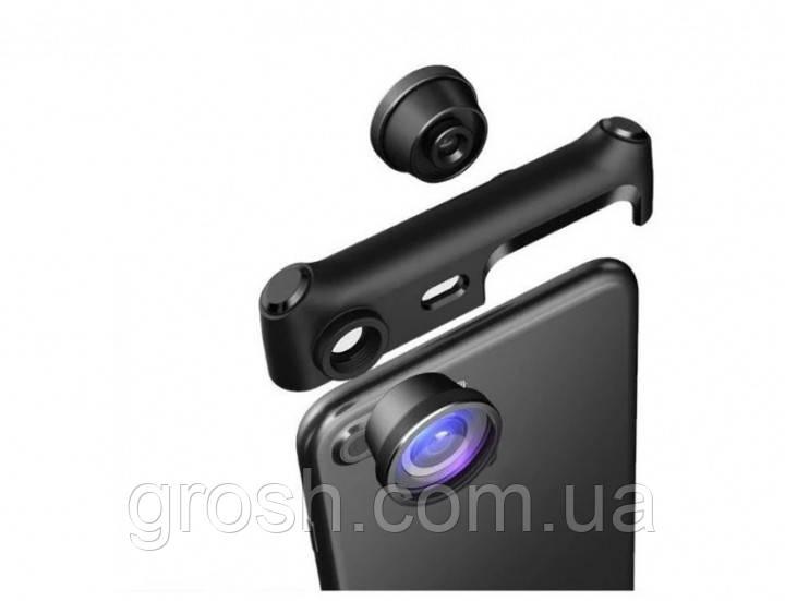 Комплект для создания панорамного видео на iPhone XPRO 360LINZE