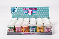 Санитайзер Антисептик для рук Sanitizer 30 штук, фото 1