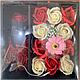 Подарочный набор мыла из роз XY19-80, фото 2