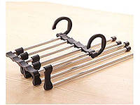 Компактная складная вешалка для брюк Rack № F08-61,, фото 1