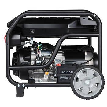 Генератор бензиновый Hyundai HHY 10050FE-Т