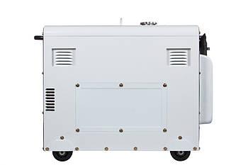 Генератор дизельний Hyundai DHY 8500SE