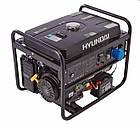 Генератор Hyundai газ/бензин HHY 7020FGE, фото 2
