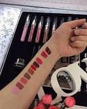 Подарочный набор декоративной косметики Kylie, серебро, фото 2