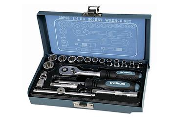 Набор инструмента Hyundai K 20(20 едениц)