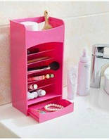 Органайзер - шкафчик для хранения косметики Cosmake Lipstick & Nail Polish Organizer № B47