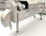 Бу машина нарезки кабачков слайсами FAM 4000 кг/ч, фото 4