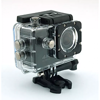 Спортивная водонепроницаемая камера Action Camera DVR SPORT S2 Wi-Fi Waterprof 4K
