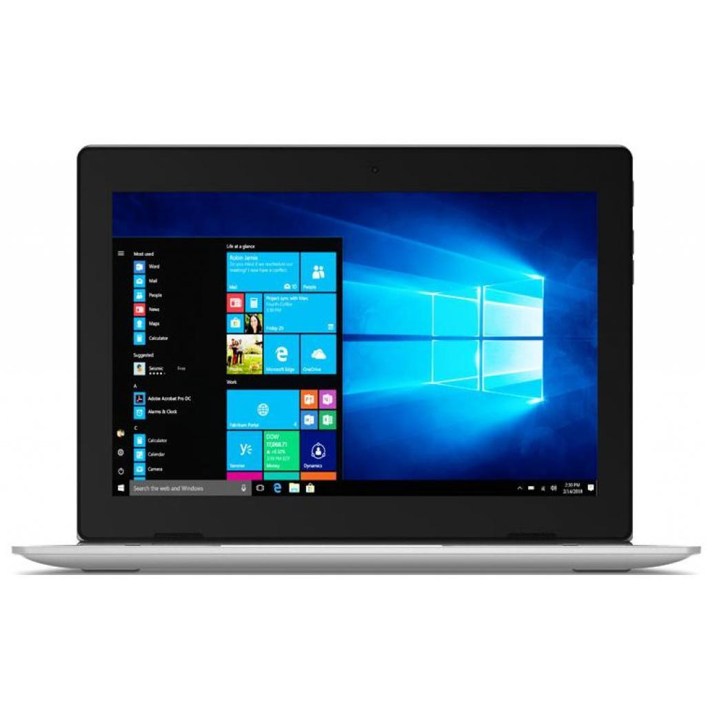 "Планшет Lenovo Ideapad D330-10IGM 10.1"" HD Wi-Fi N4000 4/64 Win10P Grey (81H300HYRA)"