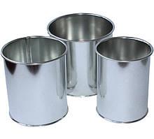 """Набор для выпечки """"Кулич-Пасха"""" 3 формы Ø10, Ø11 и Ø13 из нержавеющей стали"""