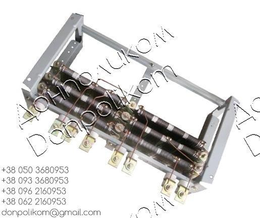 БК12 ИРАК434331.003–19  блок резисторов