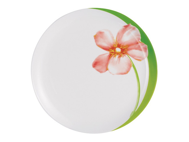 """Тарілка обідня скло""""Luminarc.Sweet Impression""""25см круг.№J4655/166966/E4923/79913(6)(24)"""
