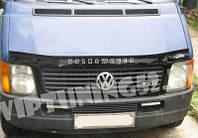 Дефлектор капота, мухобойка Volkswagen LT 1996-2006 Vip Tuning