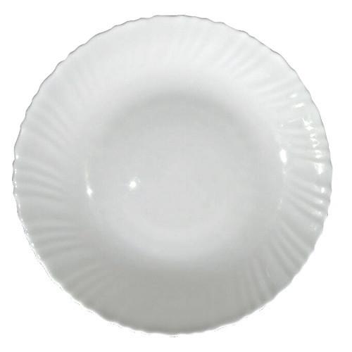 "Тарілка склокерам. ""Біла"" 8,5""  №30071-00/3994/S&T/(6)(48)"