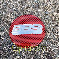 3D наклейка для дисків BBS. 65мм ( ВВЅ )