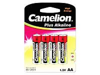 Батарейки Camelion LR-06/блістер 4шт (12)(144)