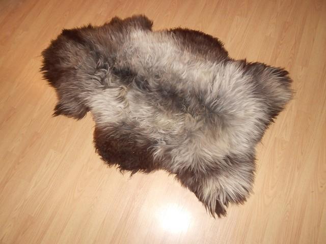 Овечья шкура - овечьи шкуры - шкура овцы (ворс средней длины) 18