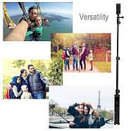 Стойка-Штатив для смартфона с держателем и пультом Bluetooth Puluz PU420, фото 8