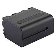 Акумулятор Puluz PU1037 для Sony NP-F970 (6600mAh), фото 2