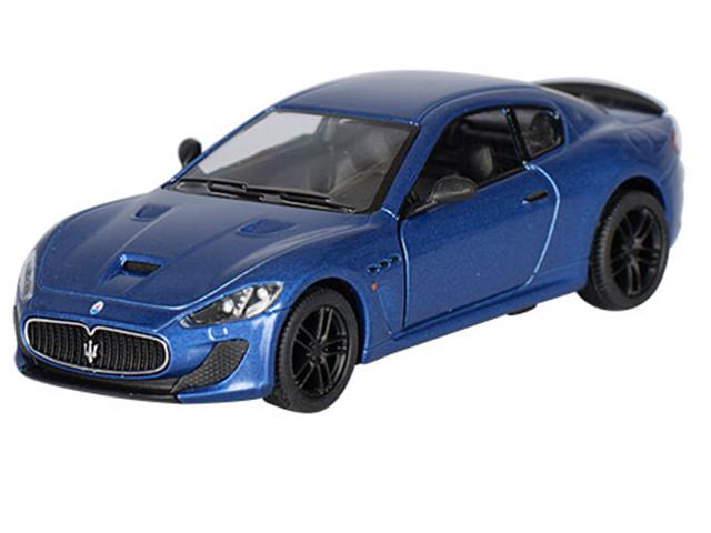 "Машина метал. ""Kinsmart"" Maserati,у кор-ці,16х7х8см №KT-5395-W(24)(96)"