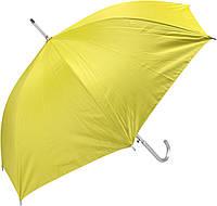 "Парасолька жін. тростина ""Megan Economix Promo"" жовта №E98401-05"