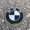 3D наклейка для дисков BMW. 65мм