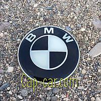 3D наклейка для дисків BMW. 65мм
